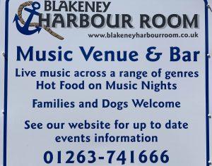 Blakeney Harbour Room