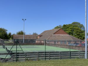 Blakeney Tennis Courts