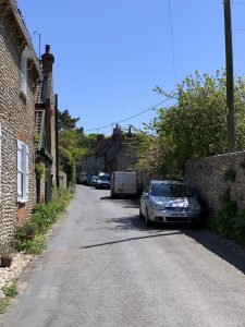 High Street, Blakeney looking South