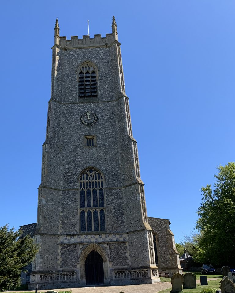 St Nicholas' Church Blakeney