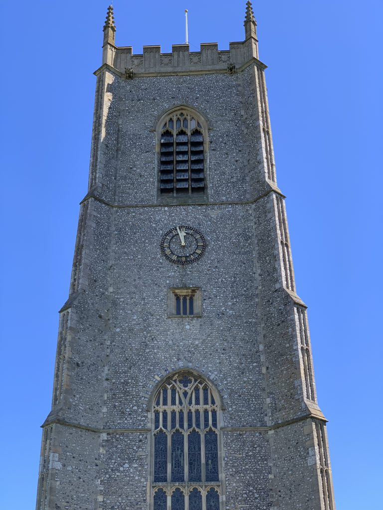 St Nicholas Church Tower Blakeney