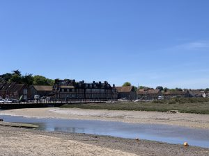 View SouthWest From Carnser, Blakeney