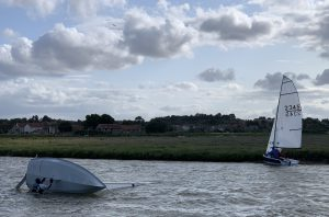 North West Sailing Association at Blakeney