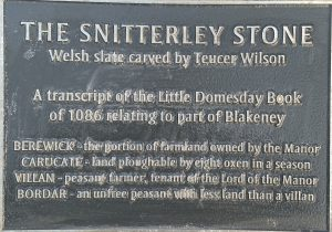 About The Snitterly Stone