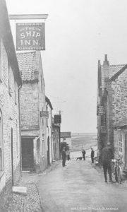 Blakeney High Street 1934