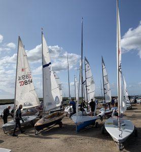 North West Sailing Association at Blakeney