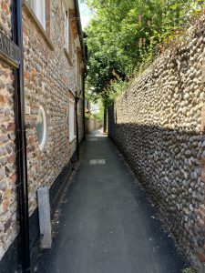 Little Lane Looking West