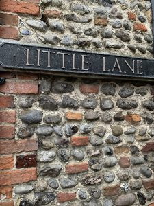 Little Lane off High Street