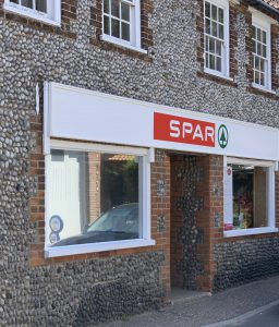 Spar Shop and Post Office in Westgate Street
