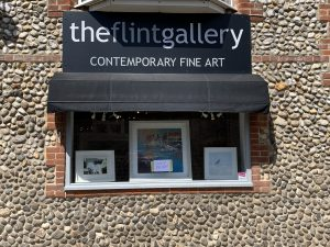 The Flint Gallery in Westgate Street