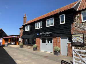 The Flint Gallery and The Crab Shop
