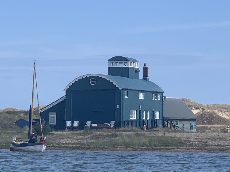 Blakeney Lifeboat House