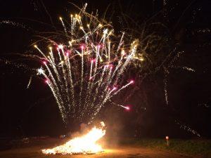 Blakeney Bonfire & Fireworks Event 2013
